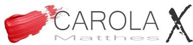 Logo | Carola X Matthes | Künstlerin