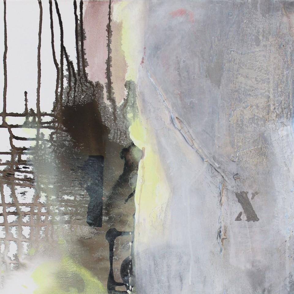 Ausstellung Abstrakt  | kunstban.de | Carola X Matthes