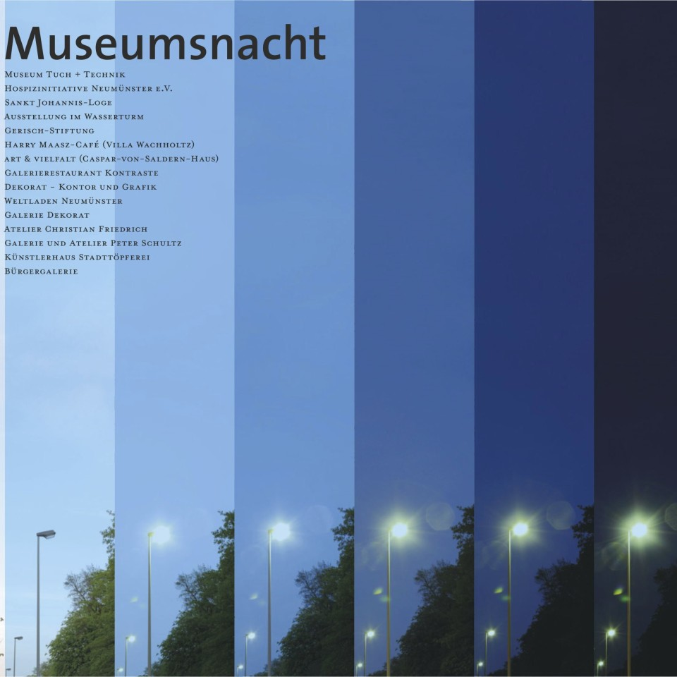 Museumsnacht Neumünster 2016 | Carola X Matthes