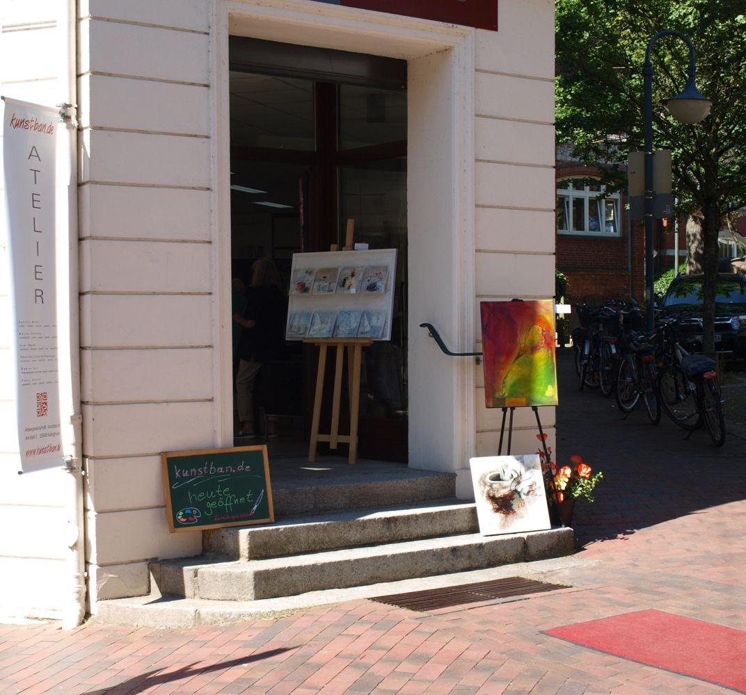 Töpfermarkt Atelier geöffnet | Carola X Matthes