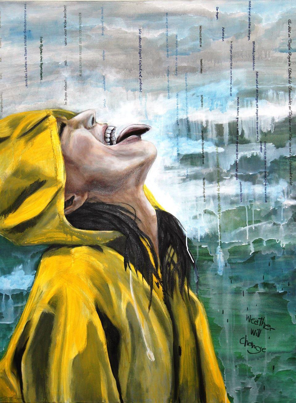 Regen ist Wasser von oben der Rest ist Einstellungssache